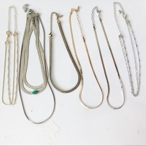 UO and FP necklace bundle